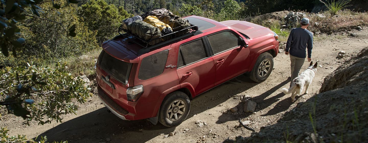 2019 Toyota 4Runner Configurations and performance features at Toyota of Rock Hill