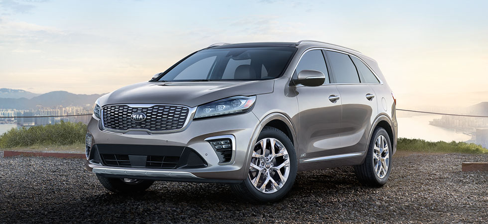 The 2019 Kia Sorento is available at our Crown Kia Of Dublin dealership in Dublin.