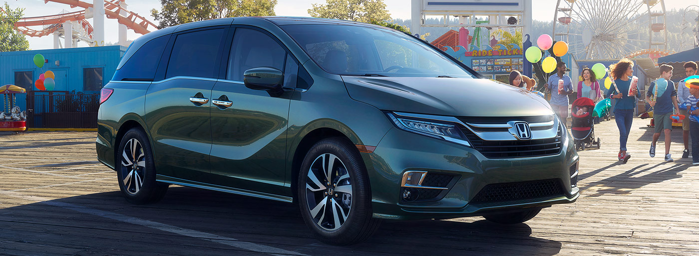 The 2019 Honda Odyssey is available at our Honda dealership in Fort Myers, FL.
