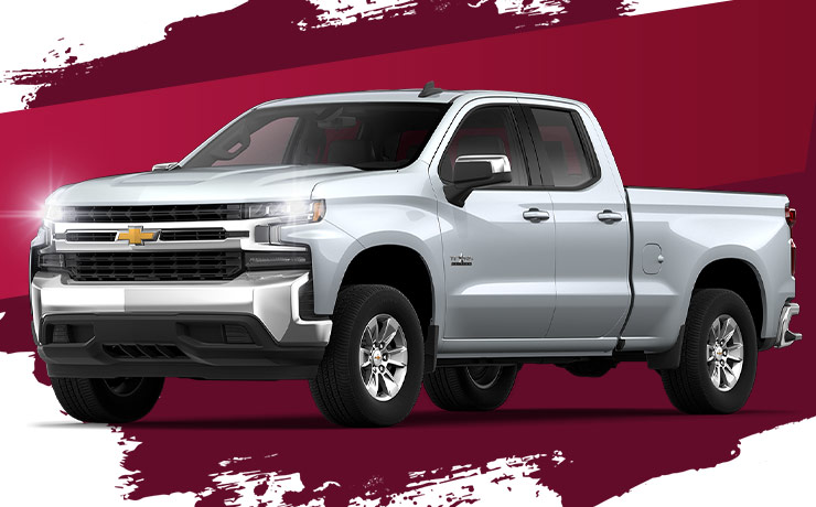 Trade Up To A New Chevrolet