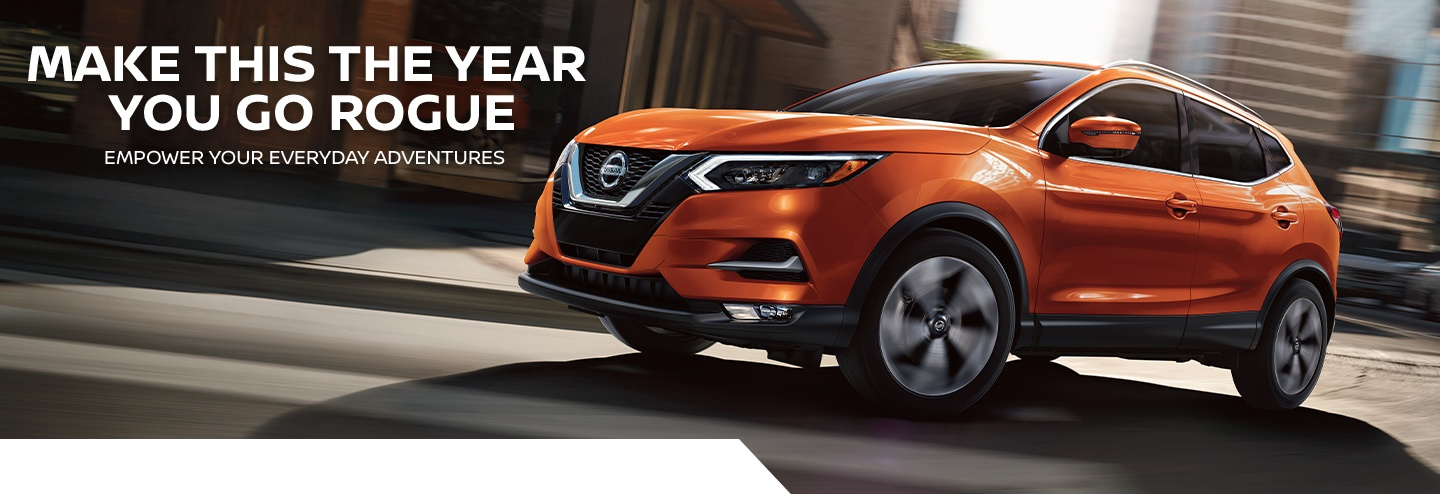 The 2020 Nissan Rogue Sport: Impossibly Smart | Get yours at Zeigler Nissan of Orland Park