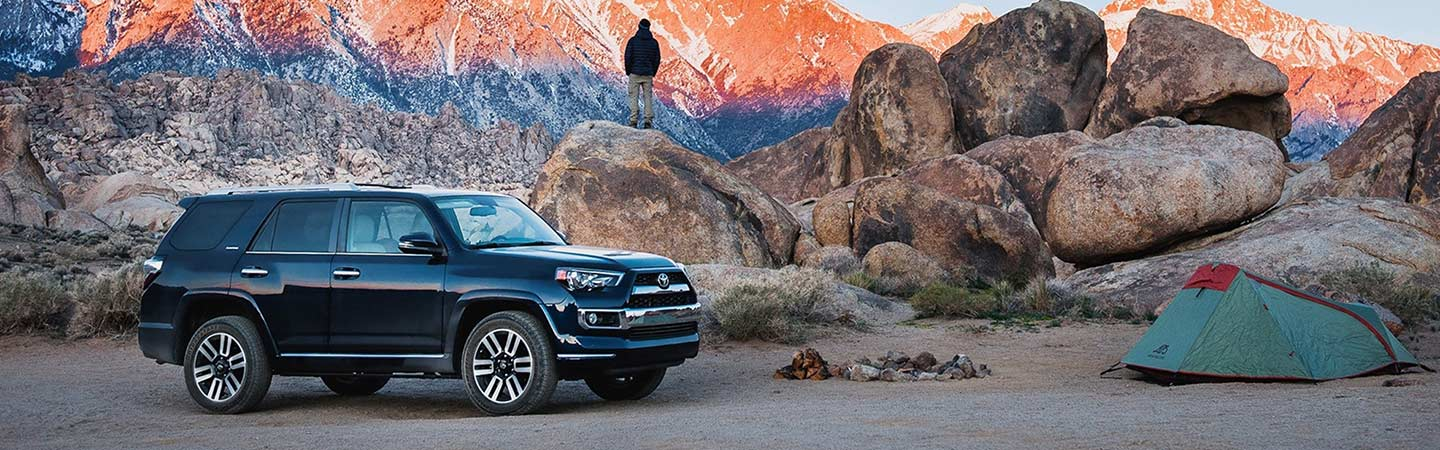 Discover new features in the 2019 Toyota 4Runner at our Toyota dealership in Columbus, GA.
