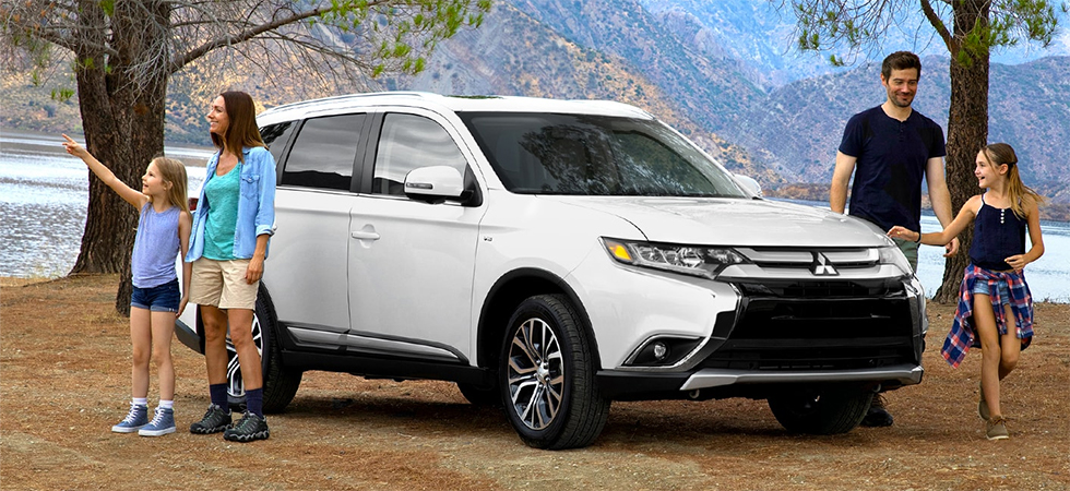 The 2018 Mitsubishi Outlander is available at our Mitsubishi dealership in Gainesville, FL