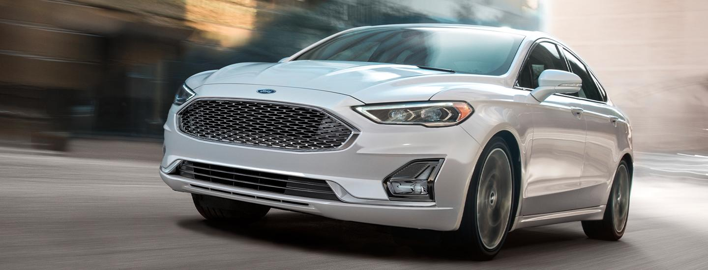2020 Ford Fusion for sale at Marlow Ford in Luray VA
