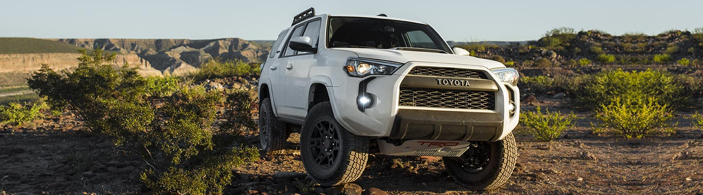 2019 Toyota 4Runner TRD Pro available at our Toyota Dealership in Columbus, GA.