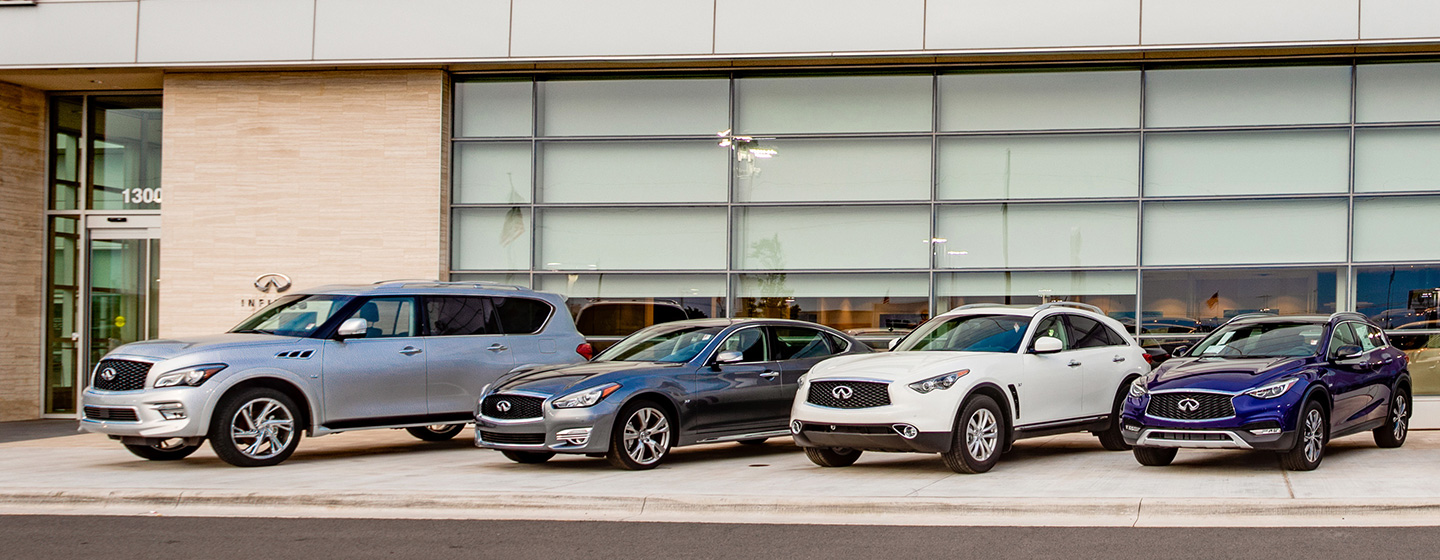 Bob Moore INFINITI has a large inventory of Certified Pre-Owned and Used Cars in Oklahoma City, OK.