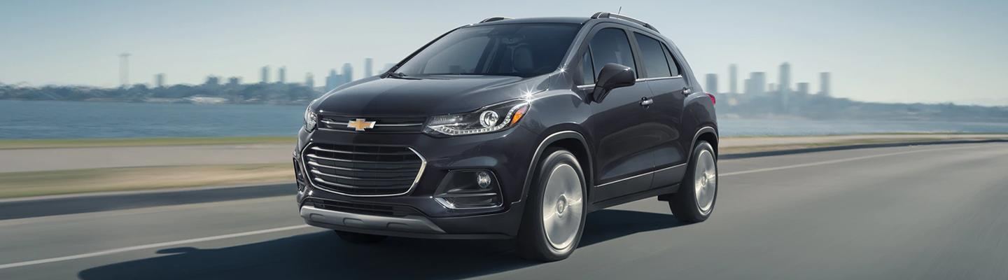 2020 Chevy Trax Offers Customizable Configurations