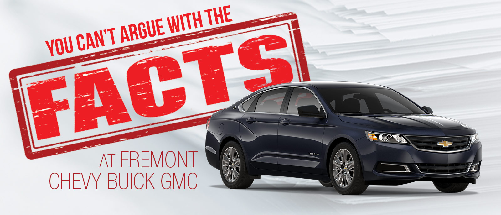 FACT Fremont Motor Company - Fremont Chevy Buick GMC