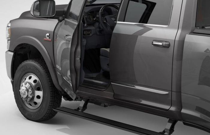 Comfort Features of the 2020 Ram Heavy Duty Truck