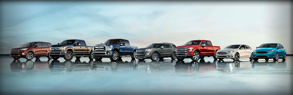 Our Kennesaw Ford dealership has a large inventory of new and used cars.