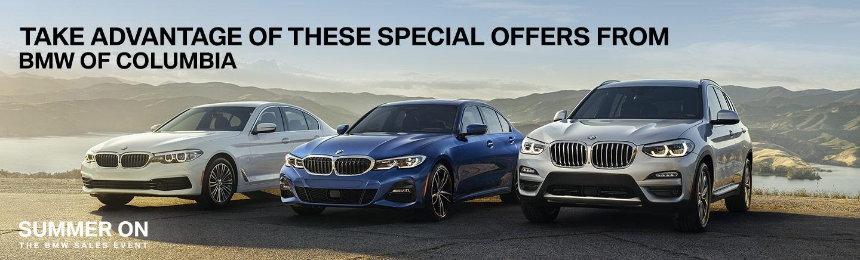 BMW of Columbia Savings