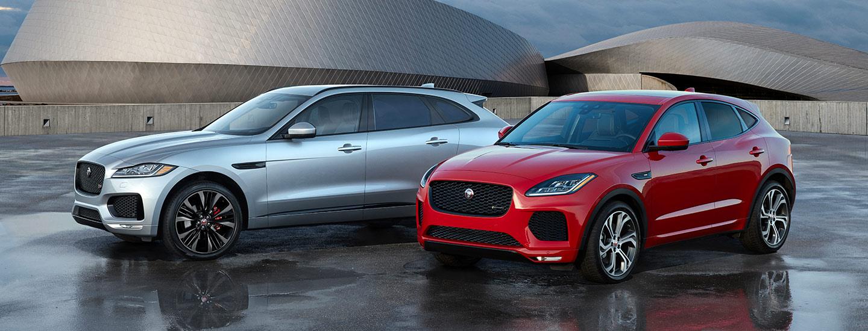 2019 Jaguar E Pace Vs F Pace Compare Jaguar Models
