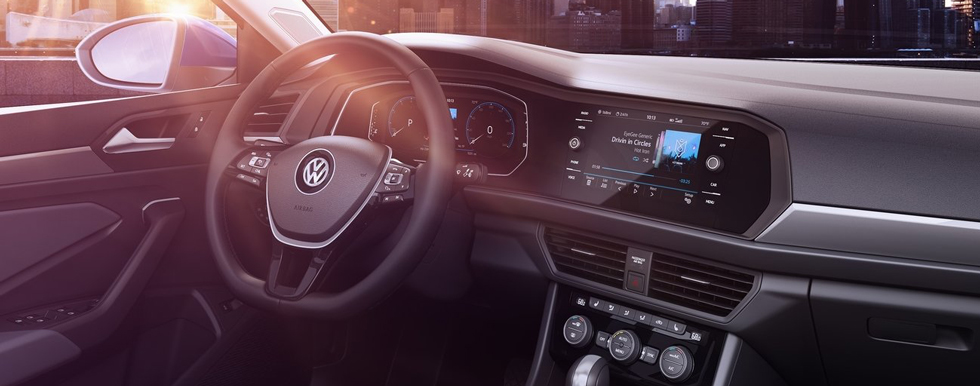 The 2019 Volkswagen Jetta is available at Volkswagen of Gainesville in Gainesville FL