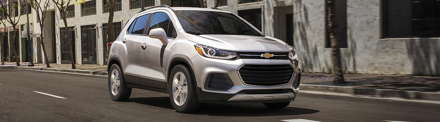 2020 Chevy Trax for sale at Spitzer Chevy Northfiled Ohio