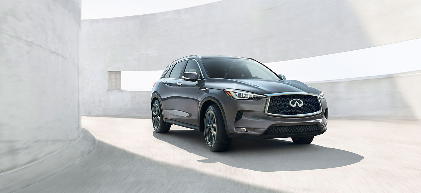 The 2019 QX50 INFINITI is available at our INFINITI Dealership in Oklahoma City, OK