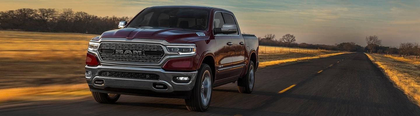 2020 Ram 1500 for sale in Cleveland Ohio