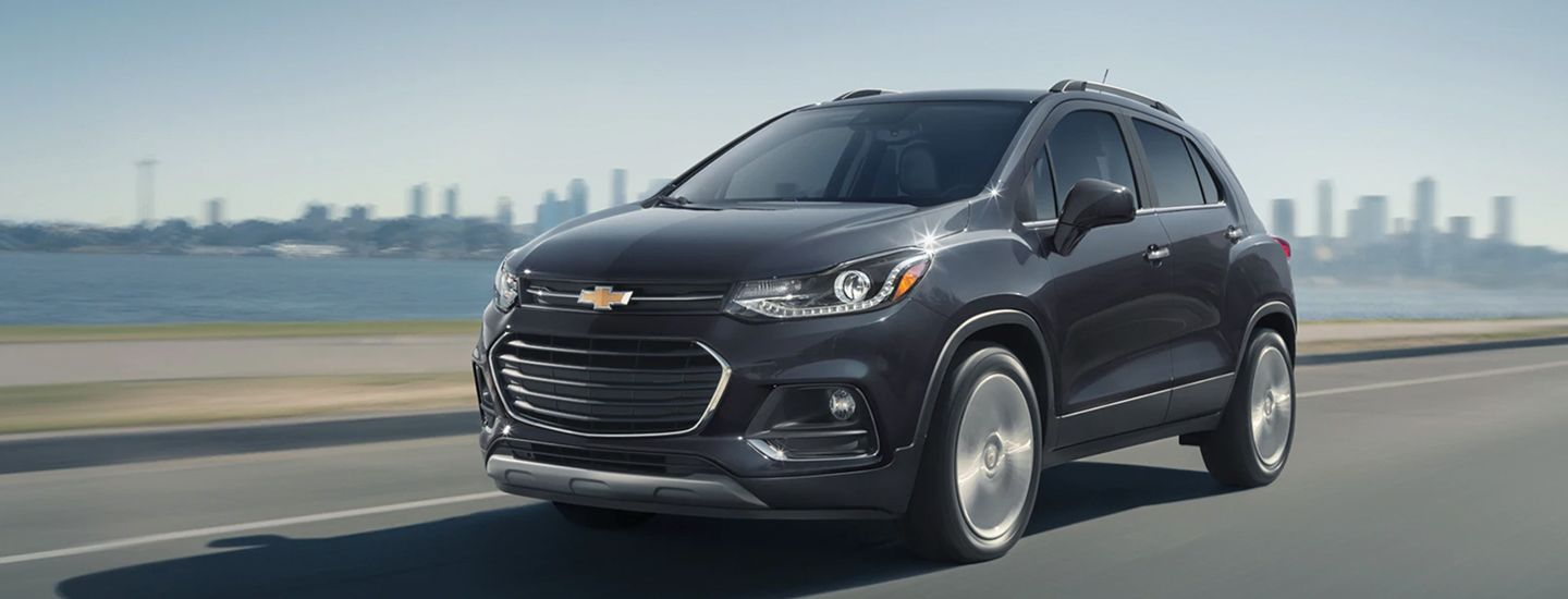2020 Trax Crossover available at Spitzer Chevy Lordstown in North Jackson Ohio