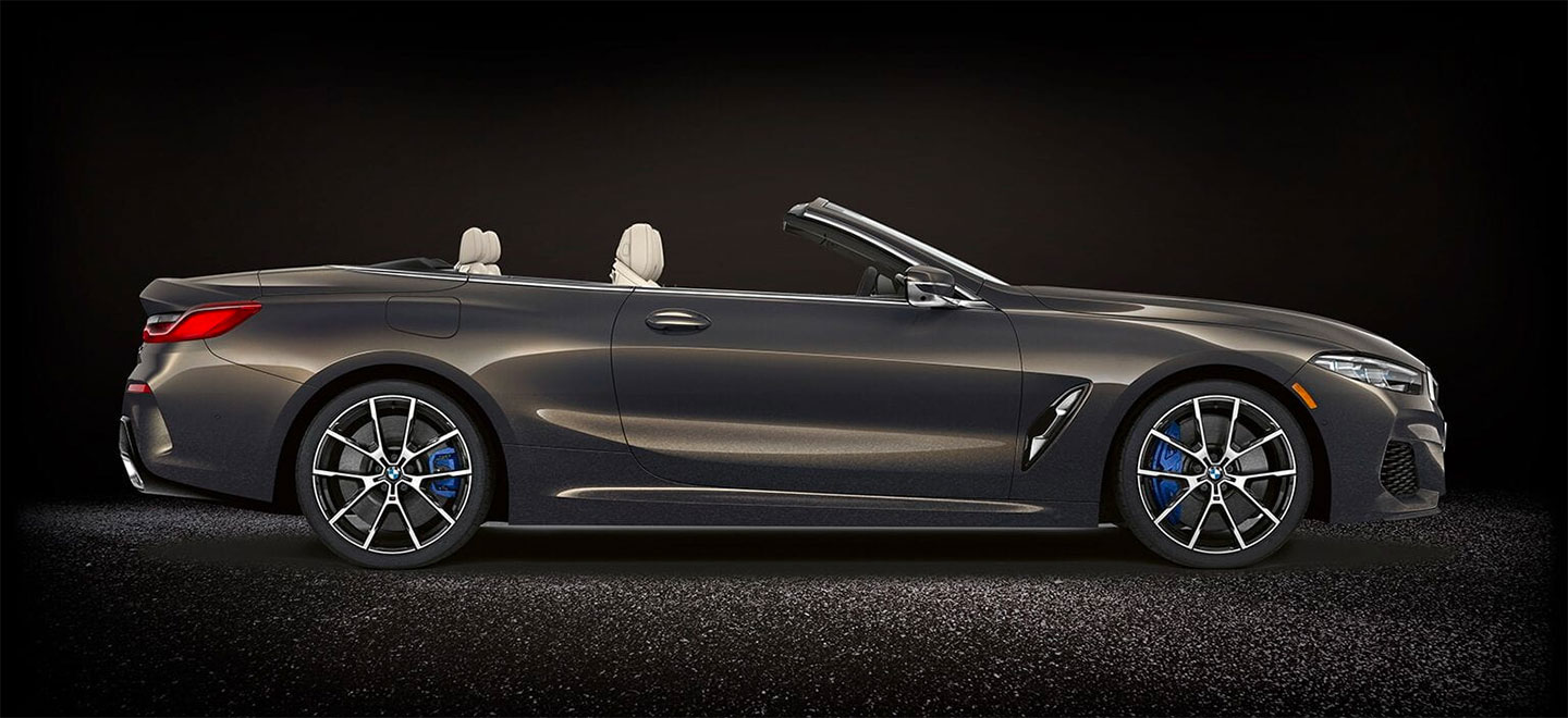 2019 BMW 8 Series Convertible Exterior - Parked