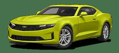 2021 Chevy Camaro 1LT