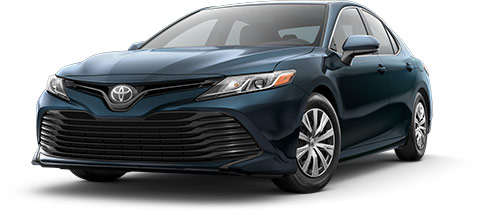 2019 Toyota Camry L at Toyota Of Rock Hill