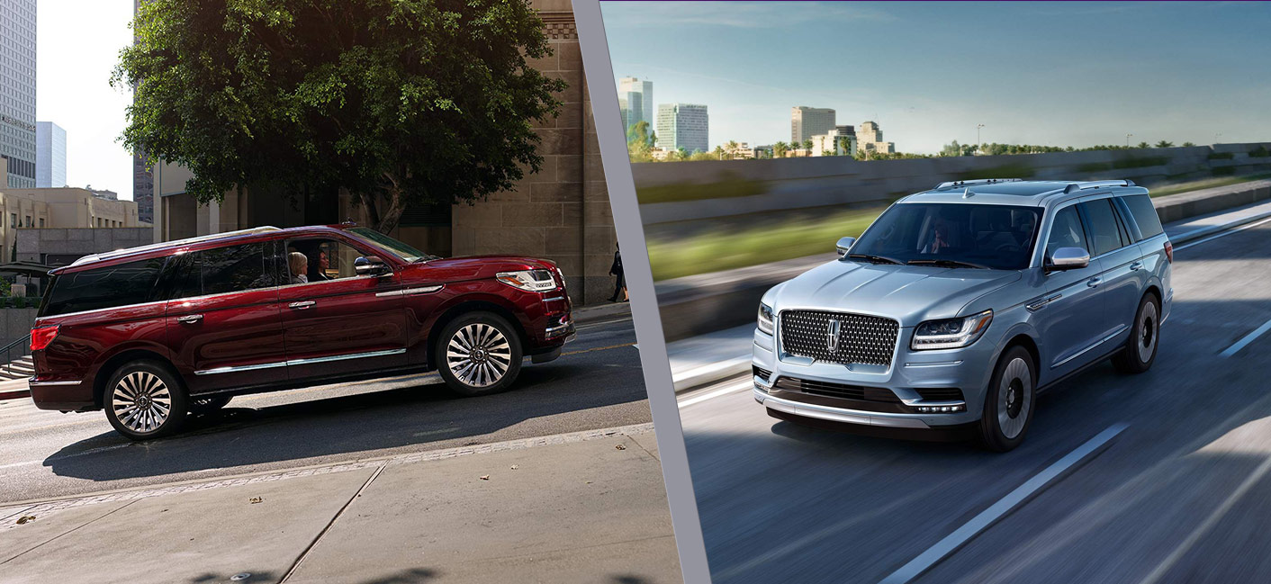 The 2018 Lincoln Navigator is available at our Lincoln dealership in Wilkes-Barre, PA.