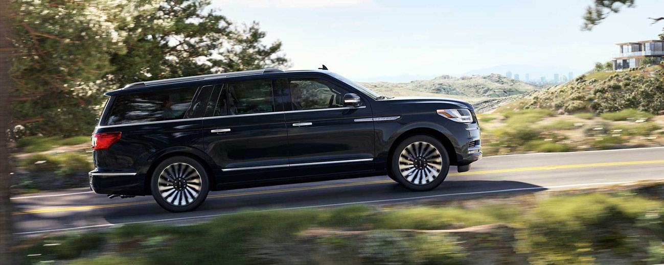 2018 Lincoln Navigator - available at our Lincoln dealership near Scranton.