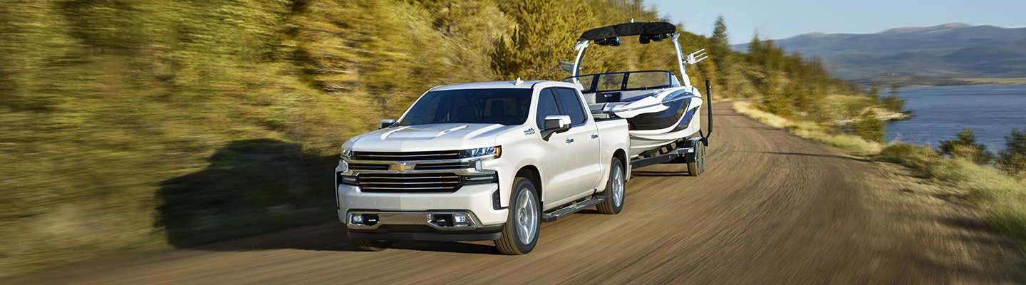 2020 Chevy Silverado for sale at Spitzer Chevy Amherst Ohio