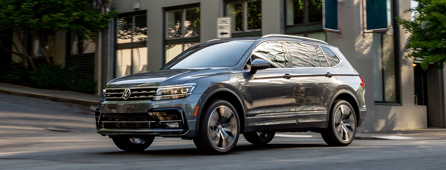 2020 Volkswagen Tiguan for sale at Spitzer VW Amherst Ohio