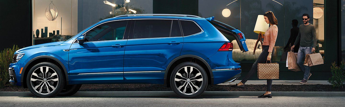 New Volkswagen Tiguan available at Spitzer VW in Amherst Ohio
