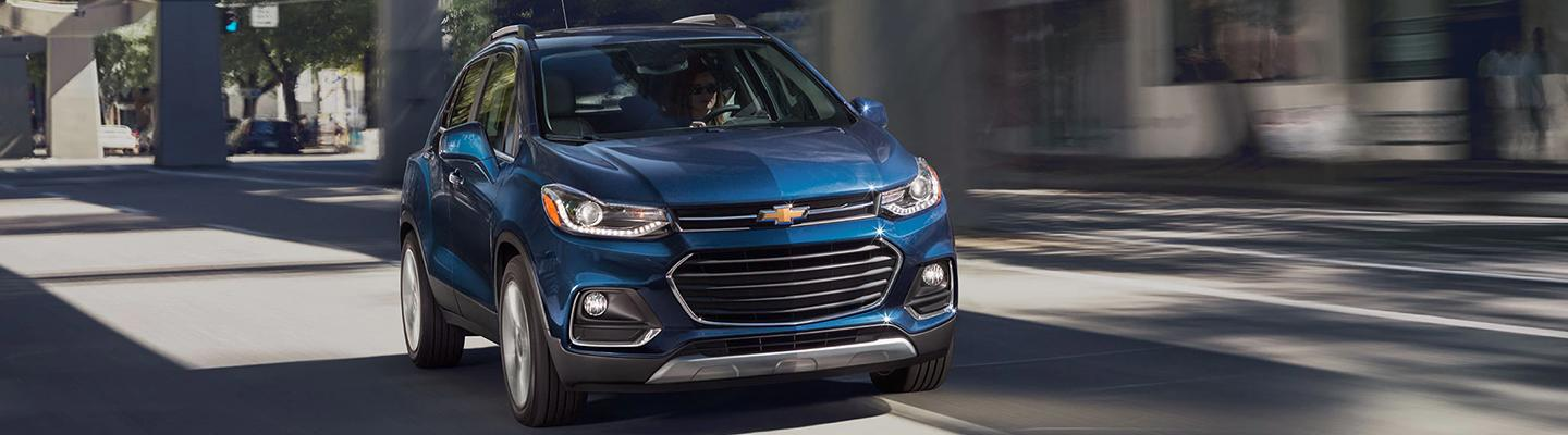 2020 Chevrolet Trax available at Spitzer Chevy Lordstown in North Jackson Ohio