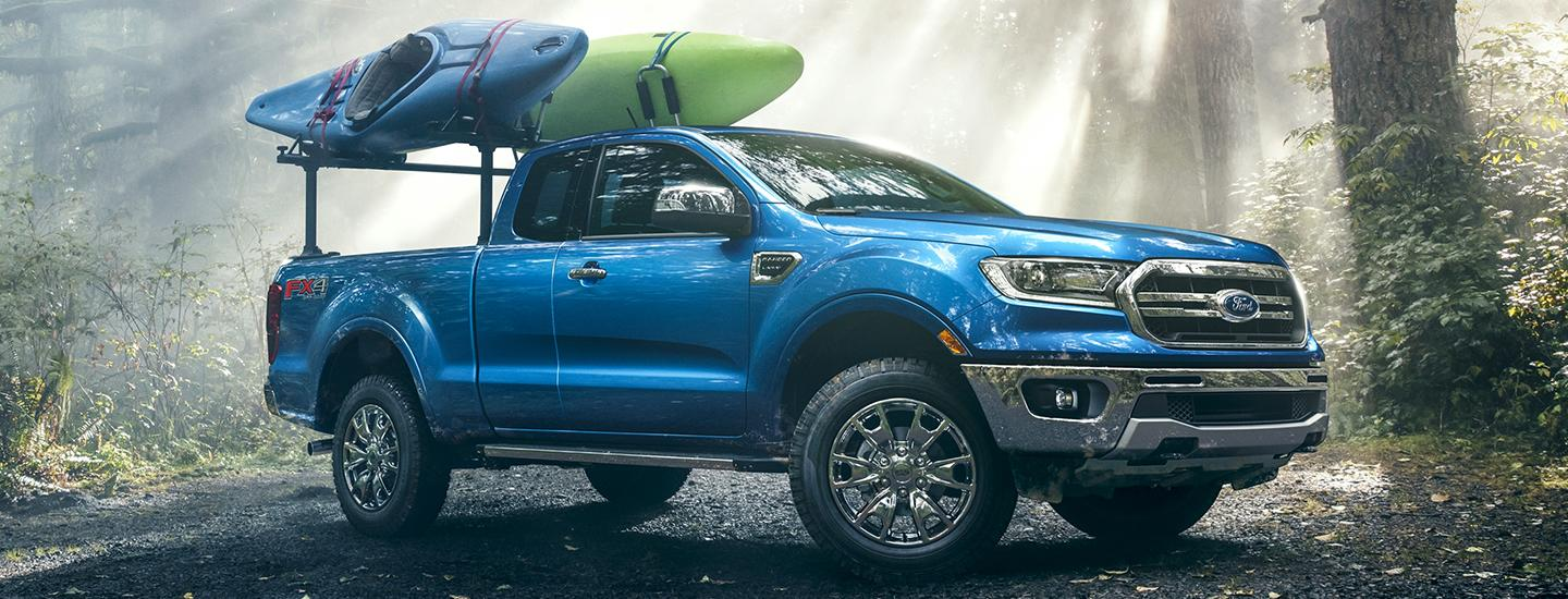 2020 Ford Ranger for sale at Marlow Ford Luray Virginia