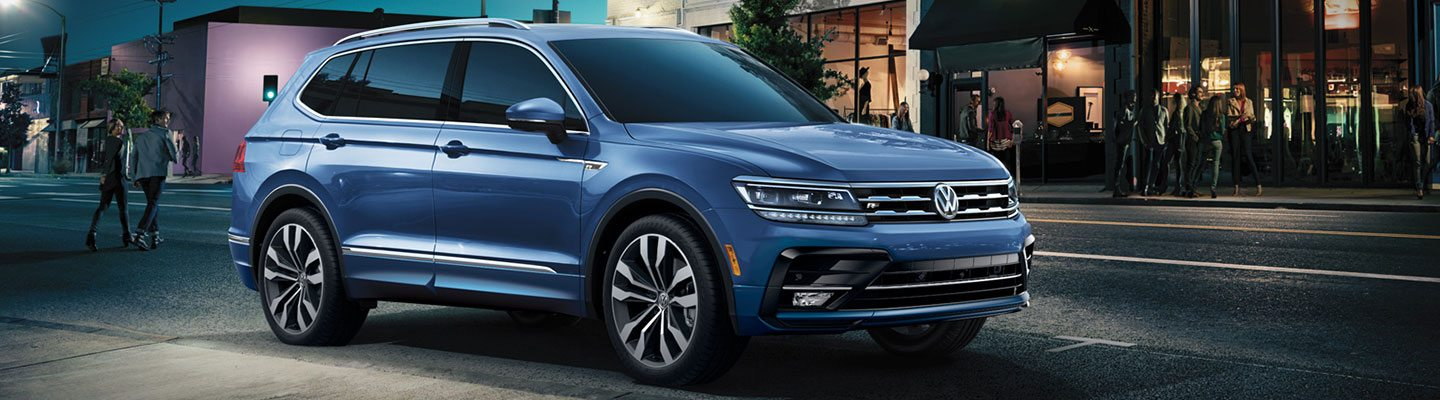 2020 VW Tiguan for sale at Spitzer VW Amherst Ohio