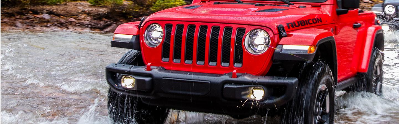 2020 Jeep Wrangler.