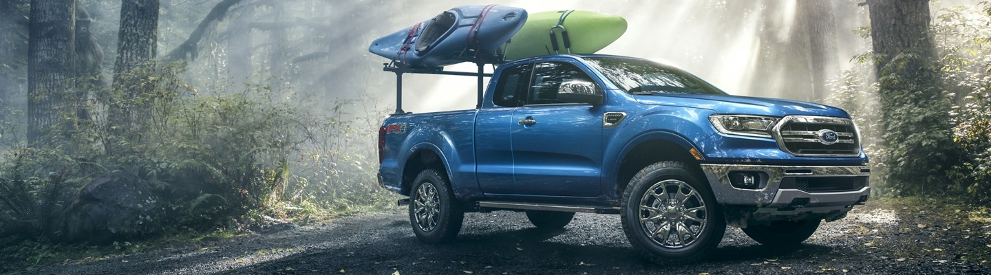 2020 Ford Ranger Configurations.
