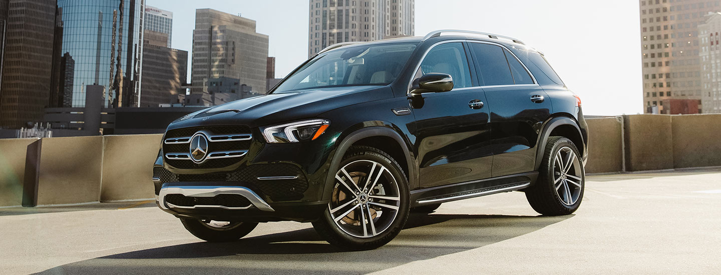 The 2020 Mercedes-Benz GLE is available at our Mercedes-Benz dealership in Gainesville, FL.