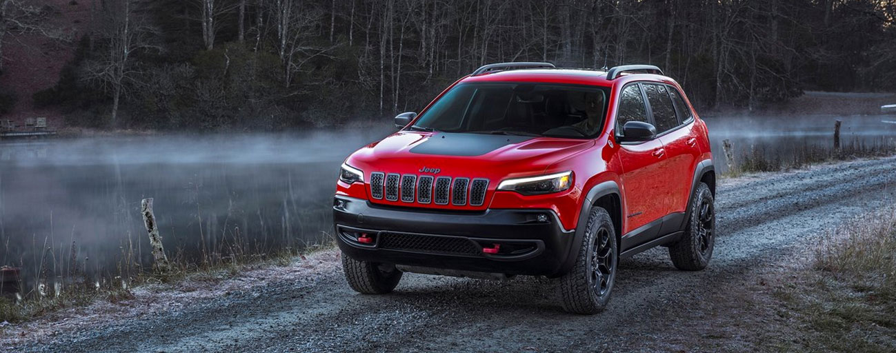 2019 Jeep Cherokee - available at Crown Chrysler Dodge Jeep RAM of Dublin dealership near Columbus.