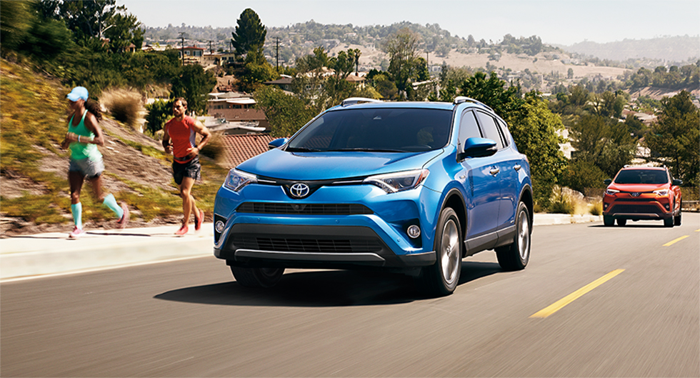 Learn about the 2019 Toyota RAV4 at Toyota of Rock Hill near Charlotte, NC.