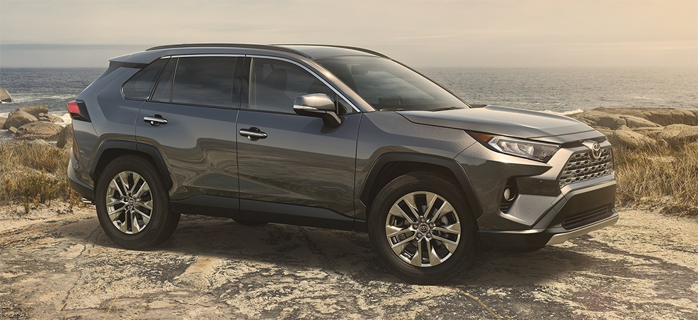 Discover the 2019 Toyota RAV4 at World Toyota in Atlanta, GA