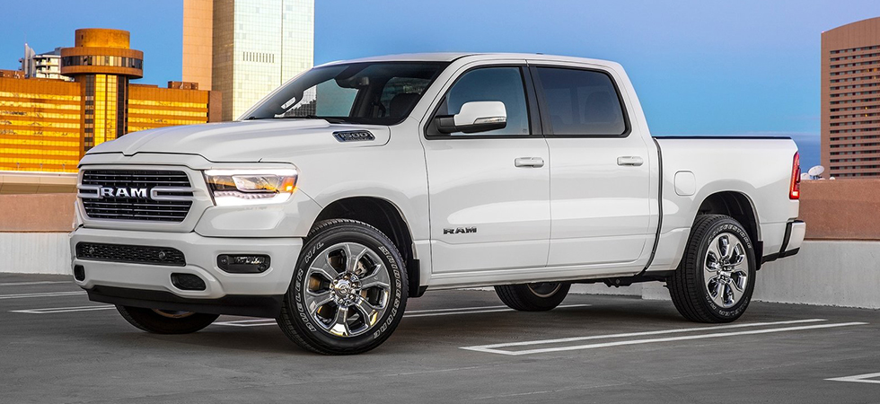 The 2019 Ram 1500 is available at our Dodge Ram dealership in Lake City, FL.