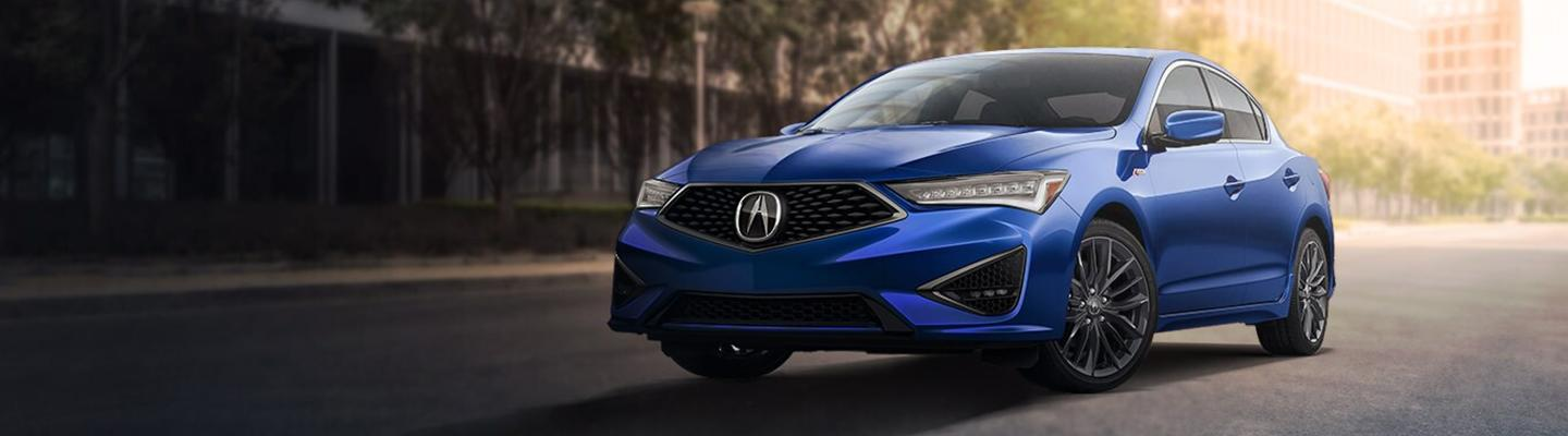 2020 Acura ILX for sale at Spitzer Acura McMurray PA