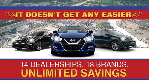Wonderful Everything In One Place At Kings Automall!