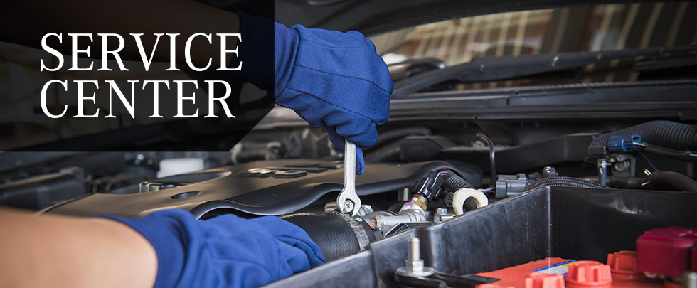 Auto repair and oil change service is available at Mercedes-Benz of Gainesville.