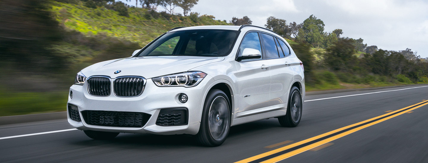 The 2019 BMW X1 is available at our BMW dealer in Columbia, SC