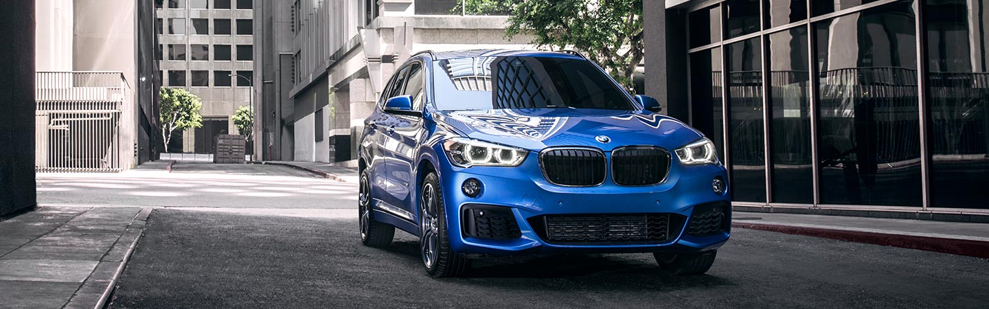 2019 BMW X1 at our car dealership in Columbia