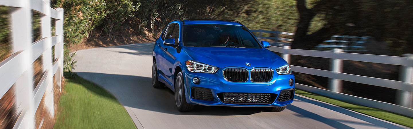2019 BMW X1 at our BMW dealer in Columbia, SC