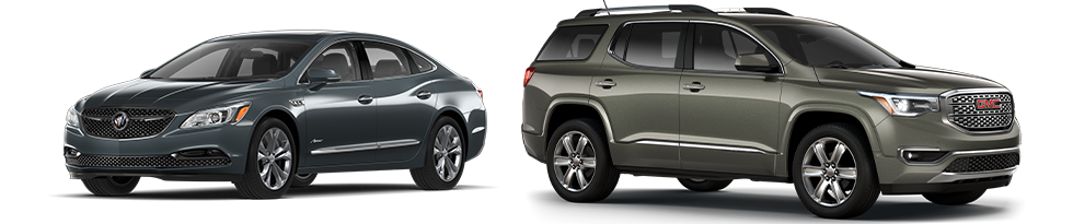 Uber Xl Vs Suv >> Lupient Buick Gmc Is A Golden Valley Buick Gmc Dealer And A