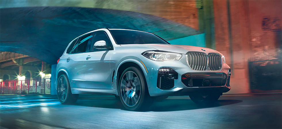 The 2019 BMW X5 is available at our BMW dealership in Columbia, SC.