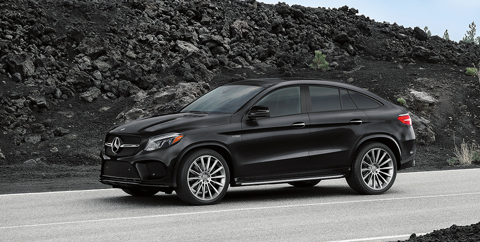 Learn about the world's first active suspension in the 2019 Mercedes-Benz GLE at Mercedes-Benz of Augusta.
