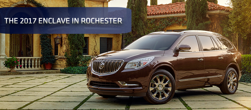 Reasons To Buy The Enclave Lupient Buick GMC Of Rochester - Buick rochester mn