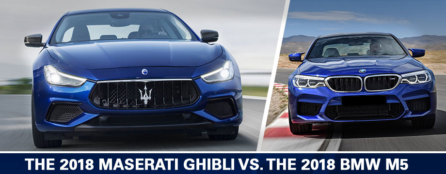 The 2018 Ghibli is available at Maserati Van Nuys